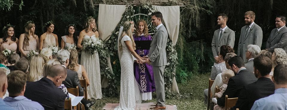 Bride Tips Ceremony Light Wild Light Films