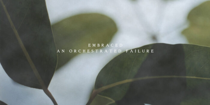 Embraced - An Orchestrated Failure | 15th Year Anniversary Vinyl Release