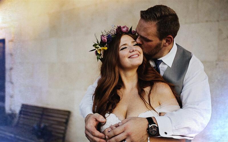 Katie Aaron Winter Park Florida Wedding Videography Fun