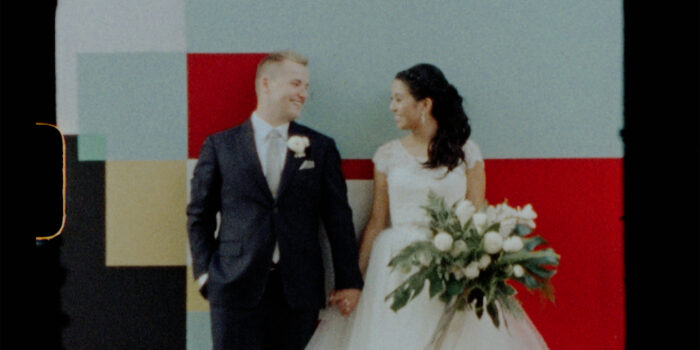 Christin&Matt | Atlanta, GA || 2 Minute | Super 8 Film