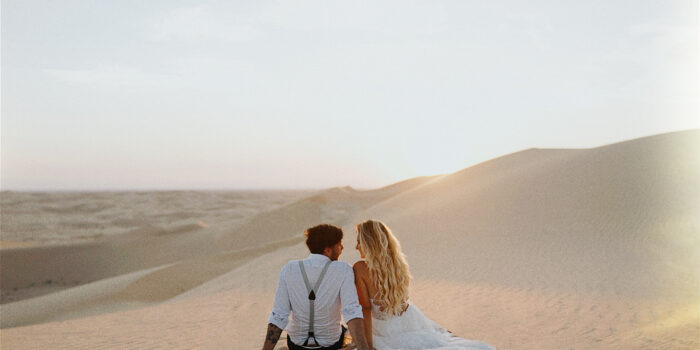 Jess&Ben | Palm Springs, CA || Wild Love Story | (Extended Film)