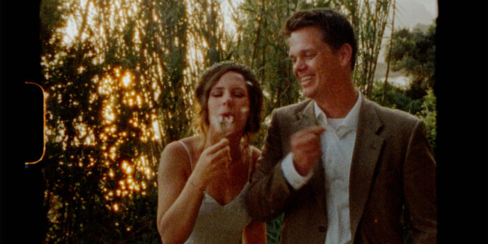 Greece Super 8mm Wedding Film