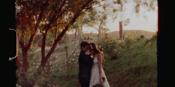 Super 8mm Film Wedding Videography Temecula California Wild Light Films