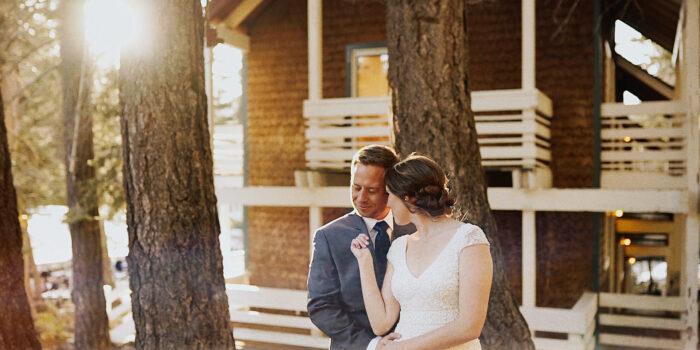 Ashlyn&DJ | River Ranch Lodge | Tahoe City, CA || Wedding Film