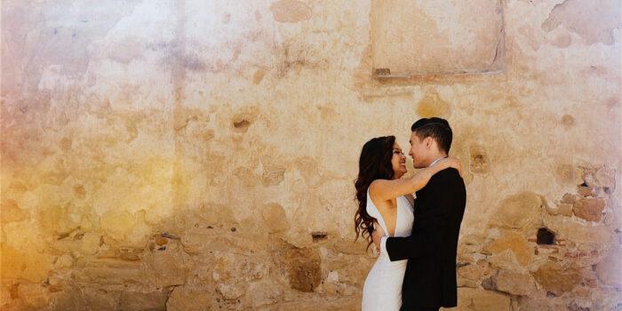 Michelle&Ryan | Franciscan Gardens | San Juan Capistrano, CA || Wedding Film