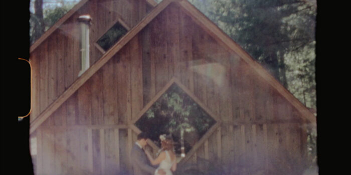 Liza&Alex | Redwood Valley, CA || 2 Min | Super 8 Film