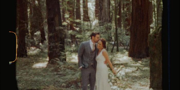 Abigail&Aaron |  Guerneville, CA || 2 Min | Super 8 Film