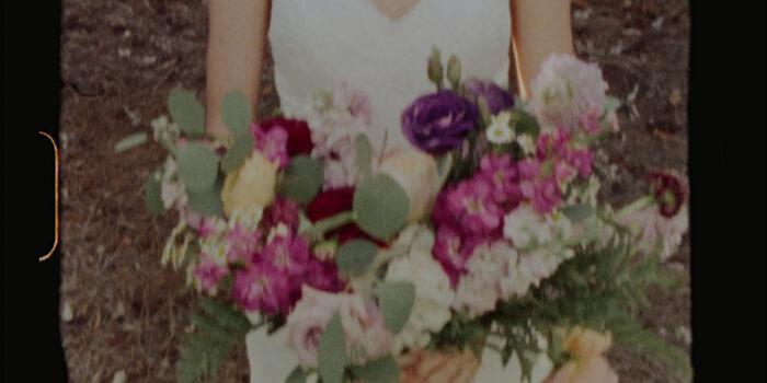 Bobbi&Jermey | Santa Rosa Beach, FL || 2 Min | Super 8 Film