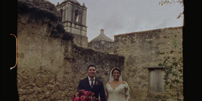 Azalea&Greg | San Antonio, TX || 2 Minutes | Super 8 Film