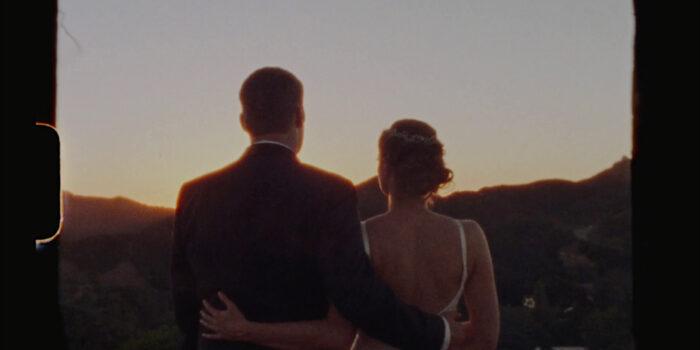 Nina&Brandon | Malibu, CA || 6 Min | Super 8 Film