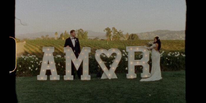 Annette&Kevin | Temecula, CA || 6 Min | Super 8 Film