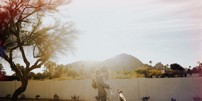 Scottsdale Arizona Wedding Videography Teaser Film Super 8mm