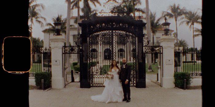 Jessica&Dan | West Palm Beach, FL || 7 Min | Super 8 Film