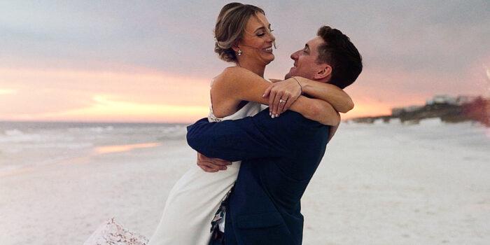 Rebecca&Don | Santa Rosa Beach, FL || One Min Teaser