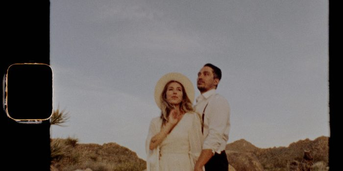 Milena&Vic | Ace Hotel | Palm Springs, CA || 4 Min | Super 8 Film