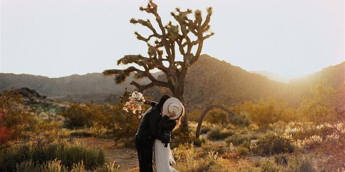 Milena&Vic | Ace Hotel | Palm Springs, CA || Wedding Film