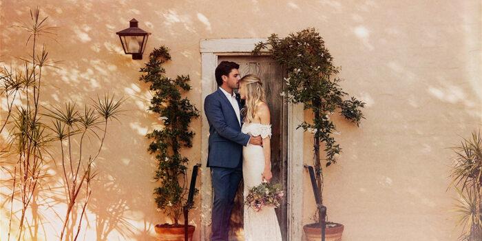 Santa Barbara Wedding Video Wild Light Films