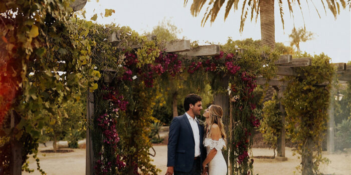 Jordan&Will | Santa Barbara Historical Museum California || Wild Love Story | (Extended Film)