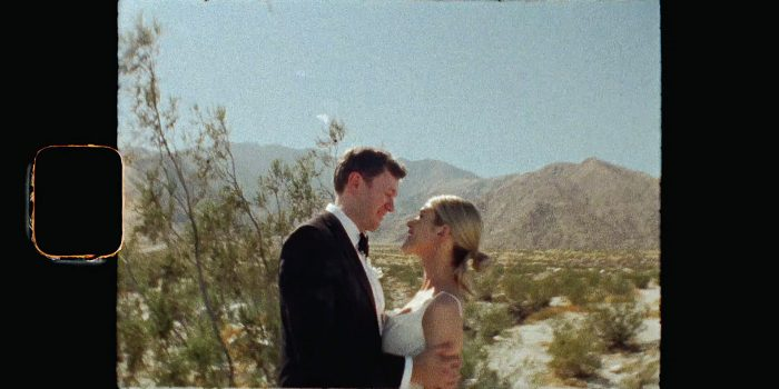 Kat&Thomas | O'Donnell House | Palm Springs, CA || 4 Min | Super 8 Film