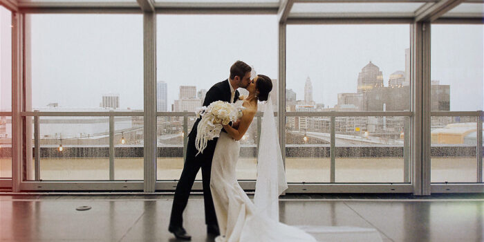 Kasia&Tony | Juniper Rooftop | Columbus, OH || One Min Teaser