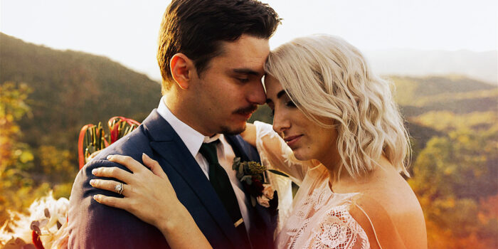 Chelsea&Zach | Hawkesdene | Andrews, NC || Wedding Film