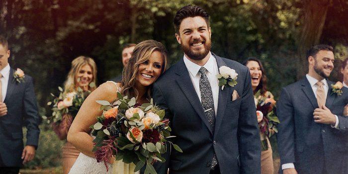 Danielle&Dustin | Tudor House | Akron, OH || Wild Love Story | (Extended Film)