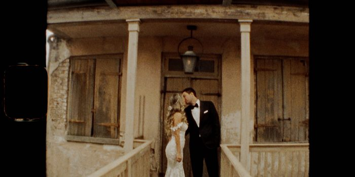 Sarah&Jared | Race & Religious | New Orleans, LA || 3 Min | Super 8 Film