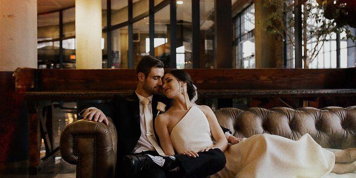 Kasia&Tony | Juniper Rooftop | Columbus, OH || Wedding Film