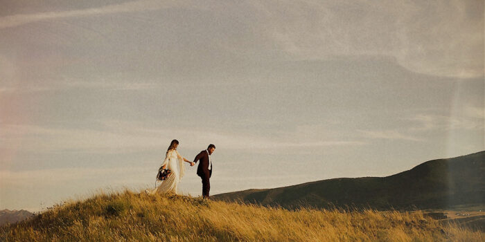 Jackie&Scott | Elopement Adventure | Livingston, MT || Wedding Film