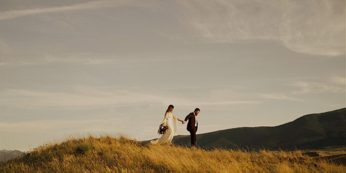 Jackie&Scott | Elopement Adventure | Livingston, MT || Wedding Film