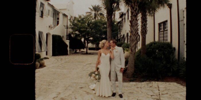 Haunnah&Andrew | The Meeting House | Carillon Beach, FL || 2 Min | Super 8 Film