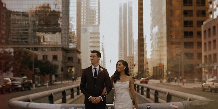 Allysa&Dan | Micro-Wedding | Los Angeles, CA || Wedding Film