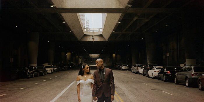 Asha&Mike | Skyline Penthouse | Downtown, Los Angeles || Wedding Film