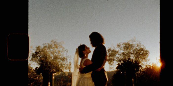 Annie&Matt   Micro-Wedding   Healdsburg, CA    1 Min   Super 8 Film