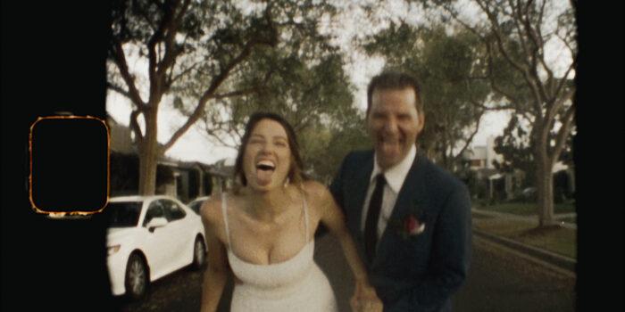 Melissa&Graham | Elopement | Los Angeles, CA || 2 Min | Super 8 Film