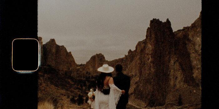Alexandria&Bryan | Smith Rock State Park | Bend, OR  || 4 Min | Super 8 Film