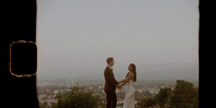 Allysa&Dan   Micro-Wedding   Los Angeles, CA    2 Min   Super 8 Film