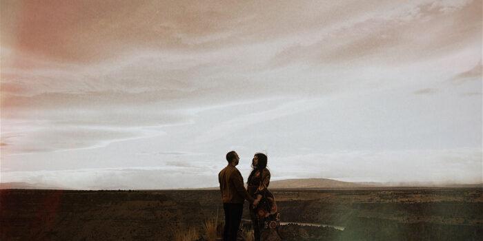 Alexandria&Bryan | Smith Rock State Park | Bend, OR || Wedding Film