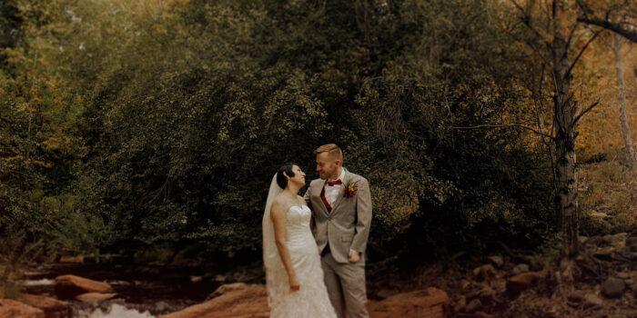 Christina&Chase | L'Auberge de Sedona | Sedona, AZ || Wedding FIlm