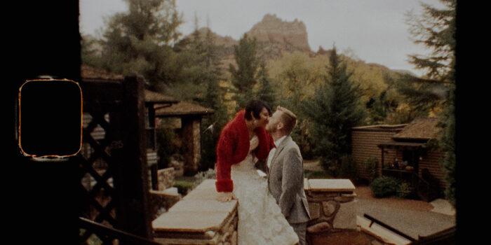 Christina&Chase | L'Auberge de Sedona | Sedona, AZ  || 3 Min | Super 8 Film