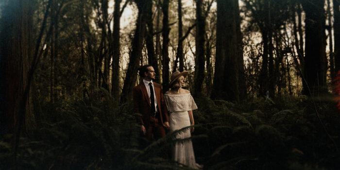 Sienna&Jesse | Priest Point Park | Olympia, WA || Wedding Film