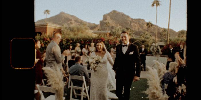 Chloe&Cole | Omni Scottsdale Resort | Scottsdale, AZ || 2 Min | Super 8 Film