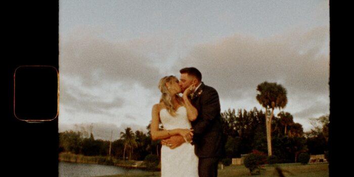 Sarah&Nick | The Lake House | Fort Pierce, FL || 3 Min | Super 8 Film