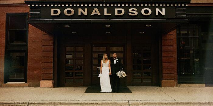 Amy&Erik | Riverhaven | Fargo, ND || Wedding Film