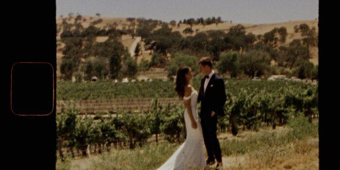 Kelly&Henray | Cass Winery | Paso Robles, CA || Super 8mm Film || 3 Min