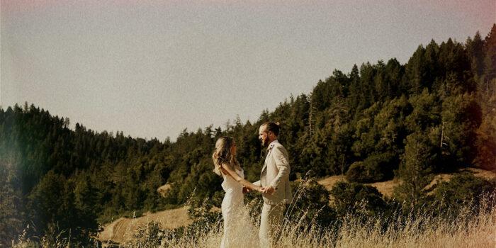 Callie&Nate || Bohemia Preserve | Occidental, CA || Wedding Film